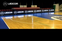 Le VOO Basket Pepinster se met au Led Boarding !
