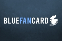 Blue Fan Card