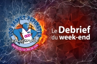 Le debrief du week-end (9/12)