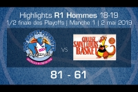 Highlights : Pepinster - St-Louis