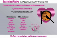 Basket solidaire